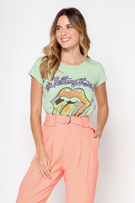 T-shirt-com-estampa-the-rolling-stones-colorido