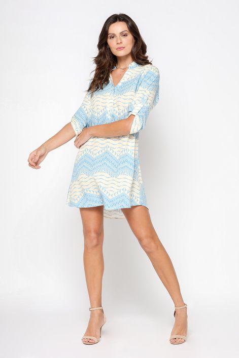 Vestido-chemise-estampa-harmonia