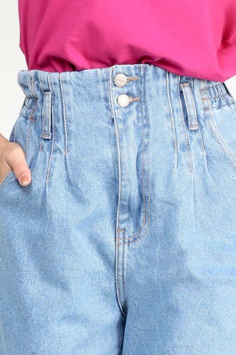 Calca-jeans-elastico-com-dois-botoes-